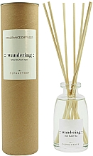 Parfums et Produits cosmétiques Bâtonnets parfumés, Thé noir de goji - Ambientair The Olphactory Wandering Goji Black Tea