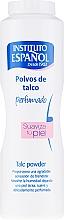 Parfums et Produits cosmétiques Talc de soin pour pieds - Instituto Espanol Super Talc
