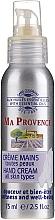 Parfums et Produits cosmétiques Crème hydratante à la lavande pour les mains - Ma Provence Hand Cream for All Skin Types