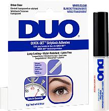 Parfums et Produits cosmétiques Colle pour faux-cils longue durée, transparent - Ardell Duo Quick Set