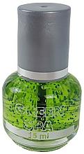 Parfums et Produits cosmétiques Gel à la vitamine A, E et C pour ongles - Silcare Green Spa Gel