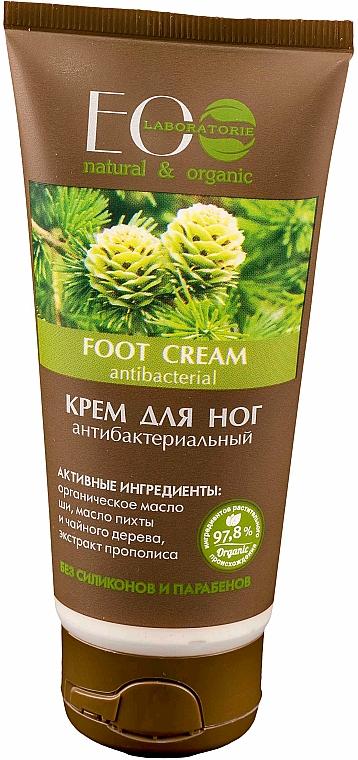 Crème à l'extrait d'arbre à thé pour pieds - ECO Laboratorie Foot Cream
