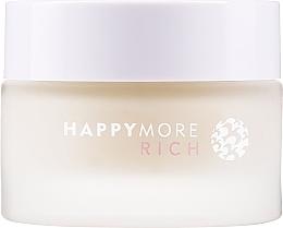 Parfums et Produits cosmétiques Happymore Rich - Masque au beurre de karité et huile de macadamia pour visage
