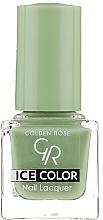 Parfums et Produits cosmétiques Vernis à ongles - Golden Rose Ice Color Nail Lacquer