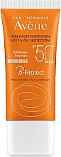 Parfums et Produits cosmétiques Crème de jour protectrice SPF 50 - Avene Solaire B-Protect SPF 50+