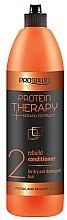 Parfums et Produits cosmétiques Après-shampooing régénérant au complexe de kératine - Prosalon Protein Therapy + Keratin Complex Rebuild Conditioner