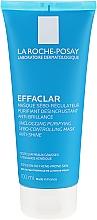 Parfums et Produits cosmétiques Masque matifiant au panthénol pour visage - La Roche-Posay Effaclar Unclogging Purifying Sebo-Controlling Mask Anti-Shine