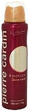 Parfums et Produits cosmétiques Pierre Cardin Emotion - Parfum déodorant
