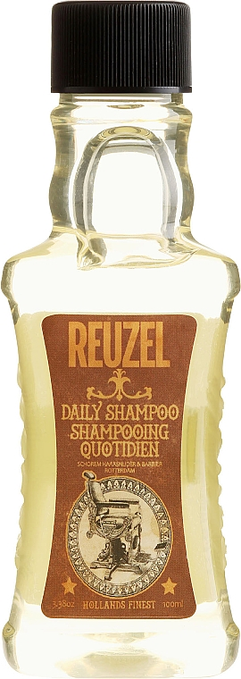 Shampooing quotidien - Reuzel Hollands Finest Daily Shampoo — Photo N1