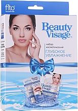 Parfums et Produits cosmétiques Fito Kosmetik Beauty Visage - Set (masque pour visage/25ml + baume à lèvres/3.6g)