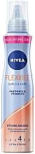 Parfums et Produits cosmétiques Mousse coiffante - Nivea Flexible Curls & Care