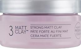 Pâte coiffante mate - Revlon Professional Style Masters Matt Clay — Photo N2