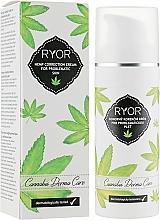 Parfums et Produits cosmétiques Crème correctrice au chanvre pour corps - Ryor Cannabis Derma Care Corrective Hemp Cream For Skins To Pro