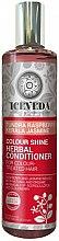 Parfums et Produits cosmétiques Après-shampooing - Natura Siberica Iceveda Tundra Raspberry&Kerala Jasmine Color Shine Herbal Conditioner