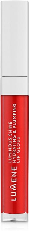 Gloss hydratant et repulpant - Lumene Luminous Shine Hydrating & Plumping Lip Gloss — Photo N1