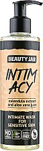 Parfums et Produits cosmétiques Gel d'hygiène intime pour peaux sensibles - Beauty Jar Intimate Wash For Sensetive Skin