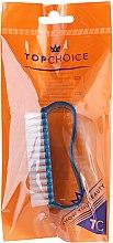 Parfums et Produits cosmétiques Brosse nettoyante pour ongles, 74745, bleu - Top Choice