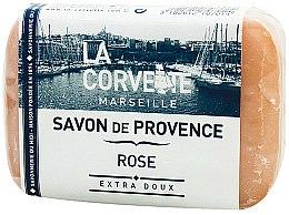 Parfums et Produits cosmétiques Savon de Provence Rose - La Corvette Provence Soap Rose