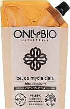 Parfums et Produits cosmétiques Gel douche hypoallergénique - Only Bio Fitosterol Shower Gel (recharge)