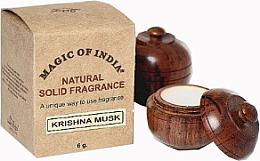Parfums et Produits cosmétiques Parfum naturel en crème, Musc et Amande - Shamasa