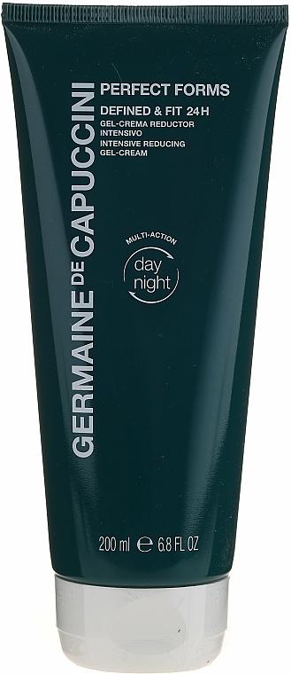 Gel-crème à l'huile de graines de tournesol pour corps - Germaine de Capuccini Perfect Forms Defined & Fit 24h Intencive Reducing Gel Cream — Photo N1