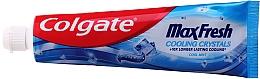 Parfums et Produits cosmétiques Dentifrice rafraîchissant - Colgate Max Fresh Cooling Crystals