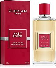 Guerlain Habit Rouge - Eau de Parfum — Photo N2