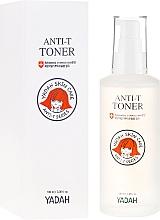 Parfums et Produits cosmétiques Lotion tonique à l'extrait de thé vert - Yadah Anti-T Toner