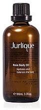 Parfums et Produits cosmétiques Huile à l'extrait de rosa gallica pour corps - Jurlique Rose Body Oil