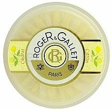 Savon parfumé au citron - Roger & Gallet Cedrat Perfumed Soap — Photo N2