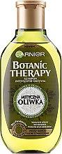 Parfums et Produits cosmétiques Shampooing à l'huile d'olive - Garnier Botanic Therapy Olive