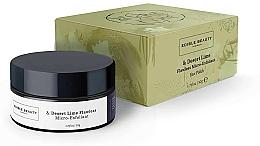 Parfums et Produits cosmétiques Exfoliant à l'huile de noix de coco pour visage - Edible Beauty Desert Lime Flawless Micro Exfoliant