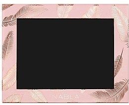 Parfums et Produits cosmétiques Palette magnétique vide pour fard à paupières - Nabla Feather Edition Liberty Twelve Customizable Palette