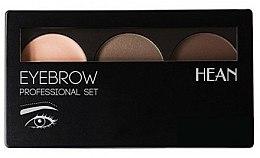 Parfums et Produits cosmétiques Palette sourcils - Hean Professional Eyebrow Set 2