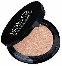 Parfums et Produits cosmétiques Poude compacte pour visage - Joko Finish Your Make Up Compact Powder