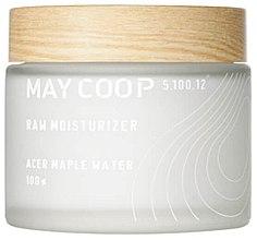 Parfums et Produits cosmétiques Soin hydratant à la sève d'érable pour le visage - May Coop Raw Moisturizer