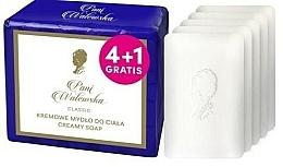 Parfums et Produits cosmétiques Savon crémeux pour corps - Pani Walewska Classic Creamy Soap