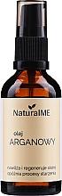 Parfums et Produits cosmétiques Huile d'argan - NaturalME (avec distributeur)