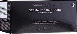 Parfums et Produits cosmétiques Coffret cadeau - Germaine de Capuccini Timexpert SRNS (f/cr/2x50ml)