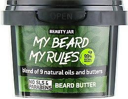 Parfums et Produits cosmétiques Beurre pour barbe - Beauty Jar My Beard My Rules Beard Butter