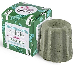 Parfums et Produits cosmétiques Shampooing solide Herbes folles - Lamazuna Solid Shampoo For Oily Hair Wild Grasses Scent