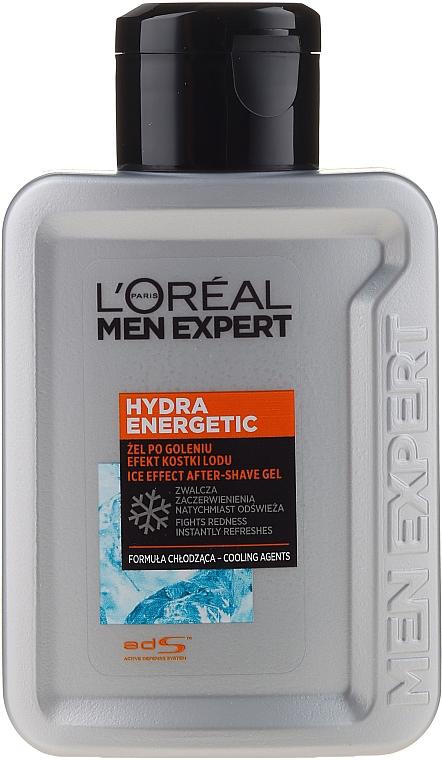 Gel après-rasage, effet glaçon - L'Oreal Paris Men Expert