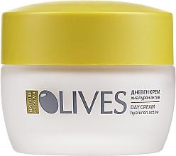 Parfums et Produits cosmétiques Crème de jour à l'huile d'olive - Nature of Agiva Anti-Wrinkle Day Cream for Dry and Sensitive Skin