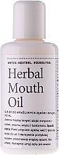 Parfums et Produits cosmétiques Huile de bouche aux plantes - Hydrophil Herbal Mouth Oil