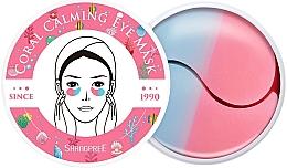 Parfums et Produits cosmétiques Patchs hydrogel au panthénol pour contour des yeux - Shangpree Coral Calming Eye Mask