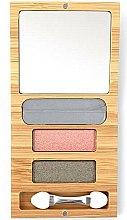 Parfums et Produits cosmétiques Fards à paupières - ZAO Secret Garden Refillable Eyeshadow Duo
