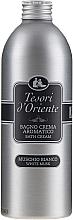 Parfums et Produits cosmétiques Tesori d`Oriente White Musk - Crème de douche