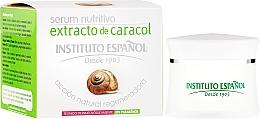 Parfums et Produits cosmétiques Sérum à l'extrait de bave d'escargot pour visage - Instituto Espanol Snail Serum Extract