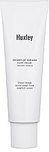 Parfums et Produits cosmétiques Crème à l'extrait de cactus pour mains - Huxley Hand Cream Velvet Touch