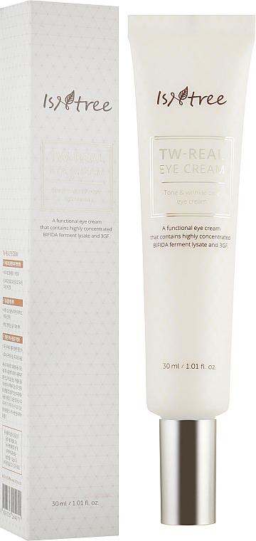 Crème au beurre de karité contour des yeux - IsNtree TW-Real Eye Cream
